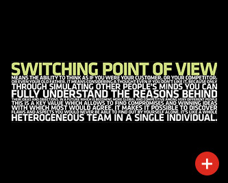 Switching point of view